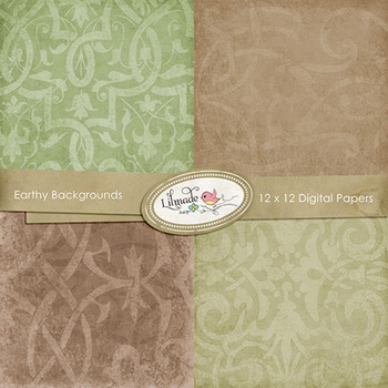 Earthy backgrounds commercial use digital papers