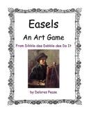 Easels, An Art Game