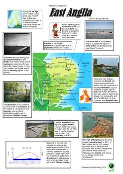 East Anglia Info Sheet