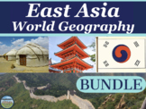 East Asia Geography Bundle