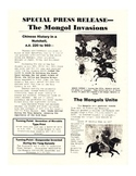 East Asia and the Mongols Press, Reading Guide and Review