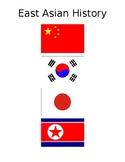 East Asian History Syllabus