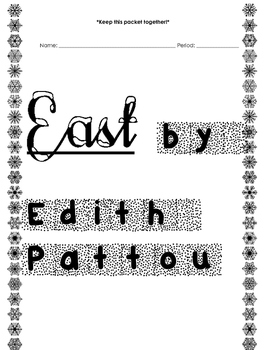 East by Edith Pattou Packet Cover