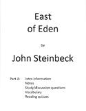 East of Eden teaching materials-Part A