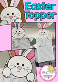 Easter Topper and Writing Pages
