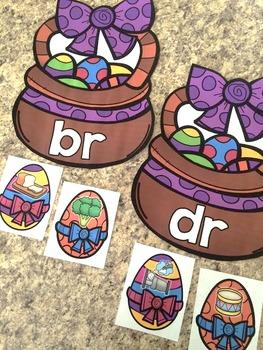 Easter Literacy Freebie