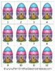 Easter Math A Quick and Easy to Prep Divide By Eight Center Game