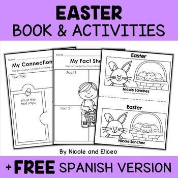 Easter Book Activities