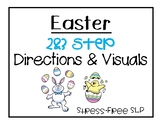 Easter 2&3 Step Directions