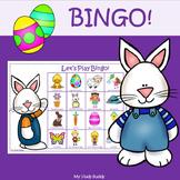 Easter Bingo / Spring Bingo Game (Easter  Activities)