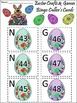 Easter Activities: Easter Bingo Game Activity Packet