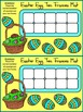 Easter Activities: Easter Egg Easter Ten Frames Spring Math Activity Packet