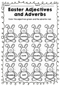Easter Pack Activities