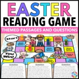 Easter Activity {Reading Comprehension Passages & Questions}