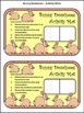 Easter Activities: Bunny Dominoes Spring Activity Packet