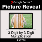 Easter: 3-Digit by 3-Digit Multiplication - Google Forms |