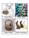 Easter 3 Part Cards
