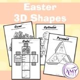 Easter 3D Shape Nets