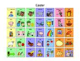 Easter AAC Manual Board
