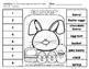 Easter ABC order /Pascua Orden Alfabético