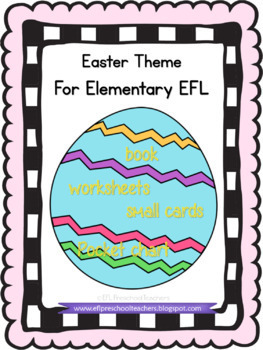 Easter Activities for Elementary ELL