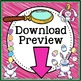 Easter Activities Packet {Easter Writing, Reading, S&L, Math}