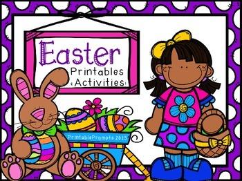 Easter Printables!