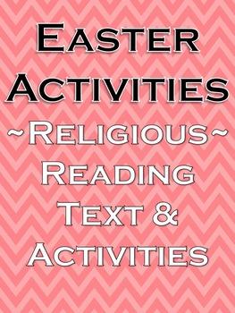 Religion Education Story of Jesus