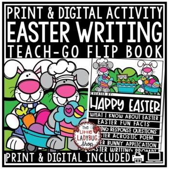 Easter Activities ~ Easter Flip Book