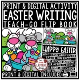 Easter Writing Activity- Easter Flip Book