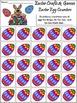 Easter Game Activities: Easter Bingo Game Activity Packet