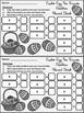 Easter Game Activities: Easter Egg Easter Ten Frames Spring Math Activity Packet