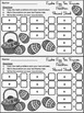 Easter Game Activities: Easter Egg Easter Ten Frames Spring Math Activity Packet