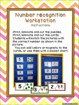 Easter Workstations, Alphabet, rhymes, Numbers, shapes and patterns.