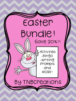Easter Activities Bundle