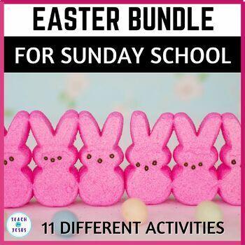 Easter Activities Bundle