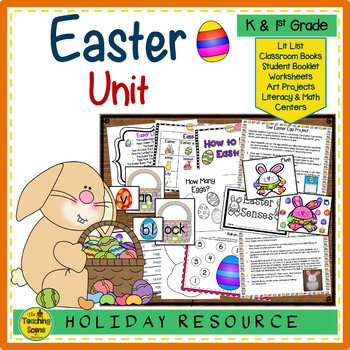 Easter Activities & Centers