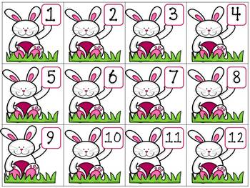 Easter Activities / Centers for Kindergarten