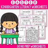 Easter Activities For Kindergarten Literacy - Easter Works