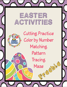 Easter Activities - Freebie