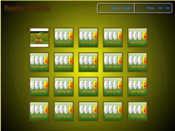 Easter Activities Bundle - Interactive Games & Puzzles Grade 1-4