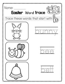 Easter Activities (Kindergarten)