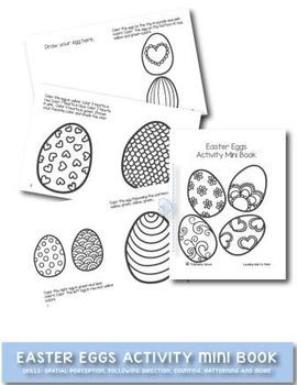 Easter Activities Mini Book