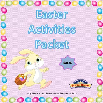 Easter Activities Packet