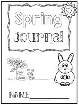 Spring Activities - Easter Activities Kindergarten First Grade