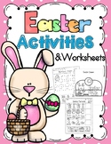Easter Activities - Worksheets