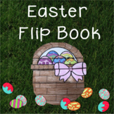 Spring Writing Papers:  Easter Flip Book
