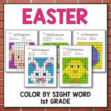 Easter Activities for 1st grade - Easter Coloring Pages