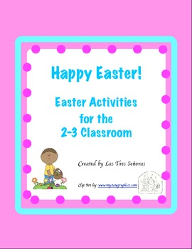 Easter Activities for 2-3 Grades