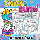 Easter Activities for Kindergarten (Preschoolers)